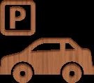 parkolási lehetőség